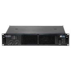 dB Technologies HPA 2800 (2 x 1050 Watt)