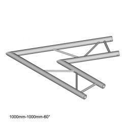 Duratruss DT 32 C20H-L60 60 degree Corner 100cm
