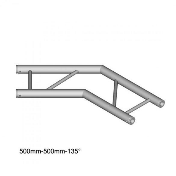 Duratruss DT 32 C23H-L135 135 degree Corner 50cm