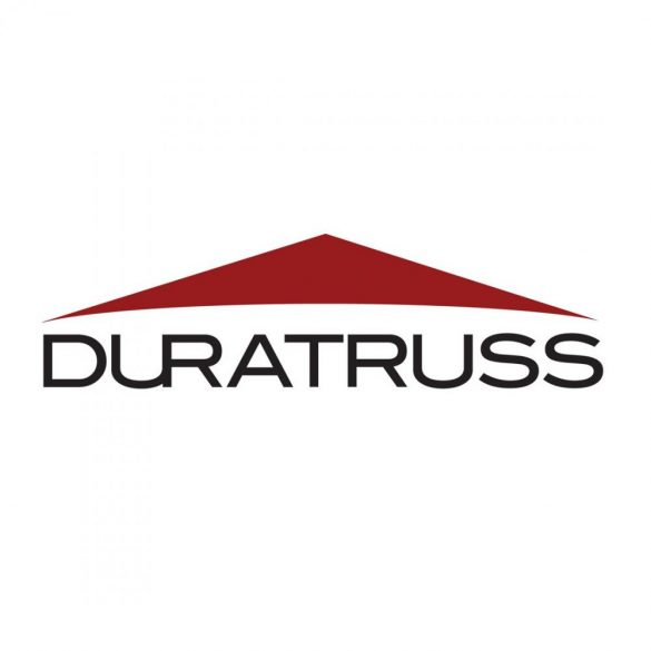 Duratruss DT 33 C19-L45  45 degree Corner 100cm