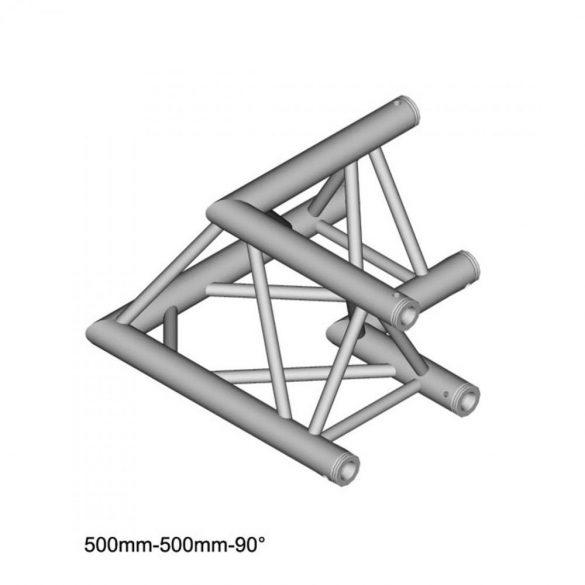 Duratruss DT 33 C21-L90  90 degree Corner 50cm