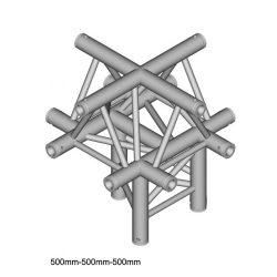 Duratruss DT 33 C52-XU  X-joint + Up