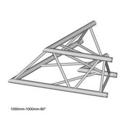 Duratruss DT 43 C20-L60 / 60 degree corner 1