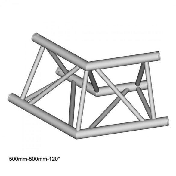 Duratruss DT 43 C22-L120 / 120 degree corner