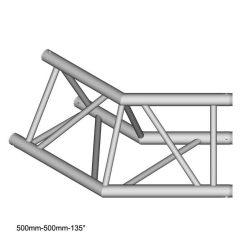 Duratruss DT 43 C23-L135 / 135 degree corner