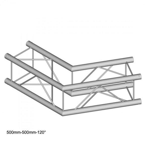 Duratruss DT 24 C22-L120   120 degree corner 50cm