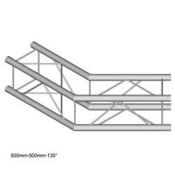 Duratruss DT 24 C23-L135   135 degree corner 50cm