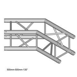Duratruss DT 34 C23-L135  135 degree Corner 50cm