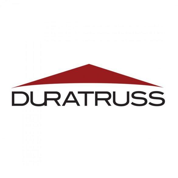 Duratruss DT 24 BPM   Base plate with half male connectors