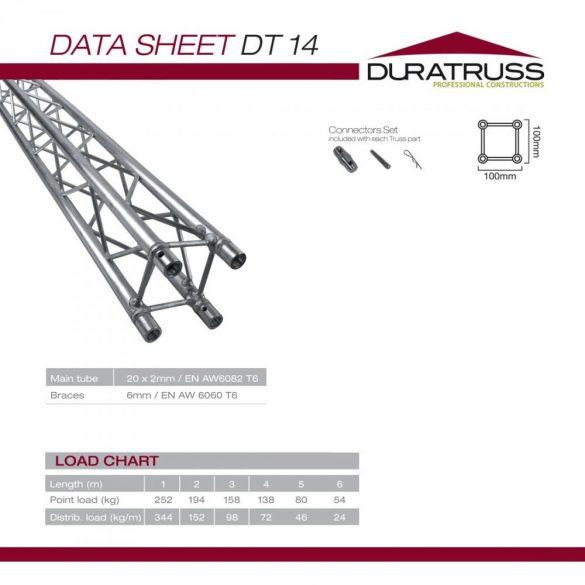 Duratruss DT 14-200