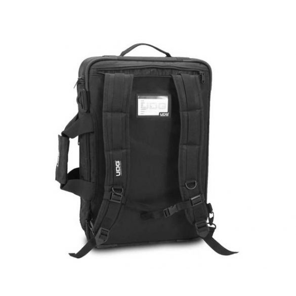 UDG U9103BL/OR Ultimate MidiController Backpack Small Black/Orange MKII