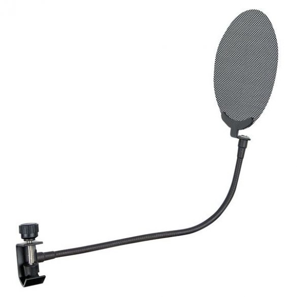 DAP-Audio Metal Popfilter