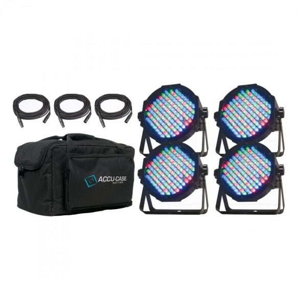 Accu-Case F4 PAR BAG (Flat Par Bag 4)