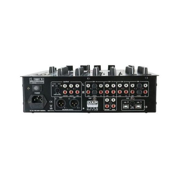 DAP-Audio CORE MIX-4 USB