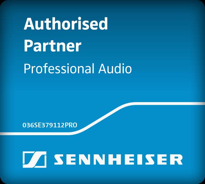 sennheiser logo partner