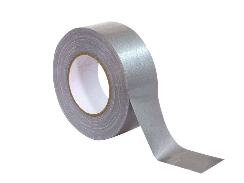 Image of Accessory Gaffa Tape Sima 50mm x 50m Ezüst
